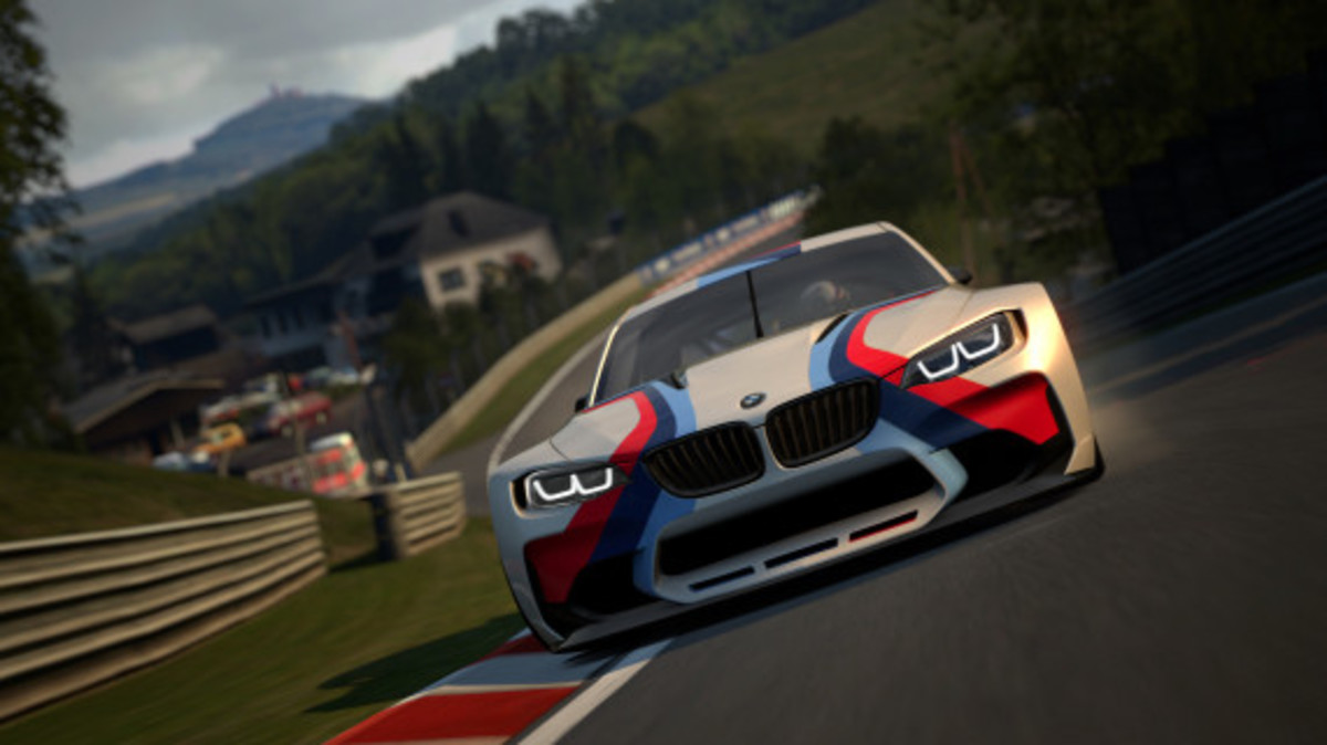 BMW Vision Gran Turismo | For Sony PlayStation 4 and Gran Turismo 6 - 9