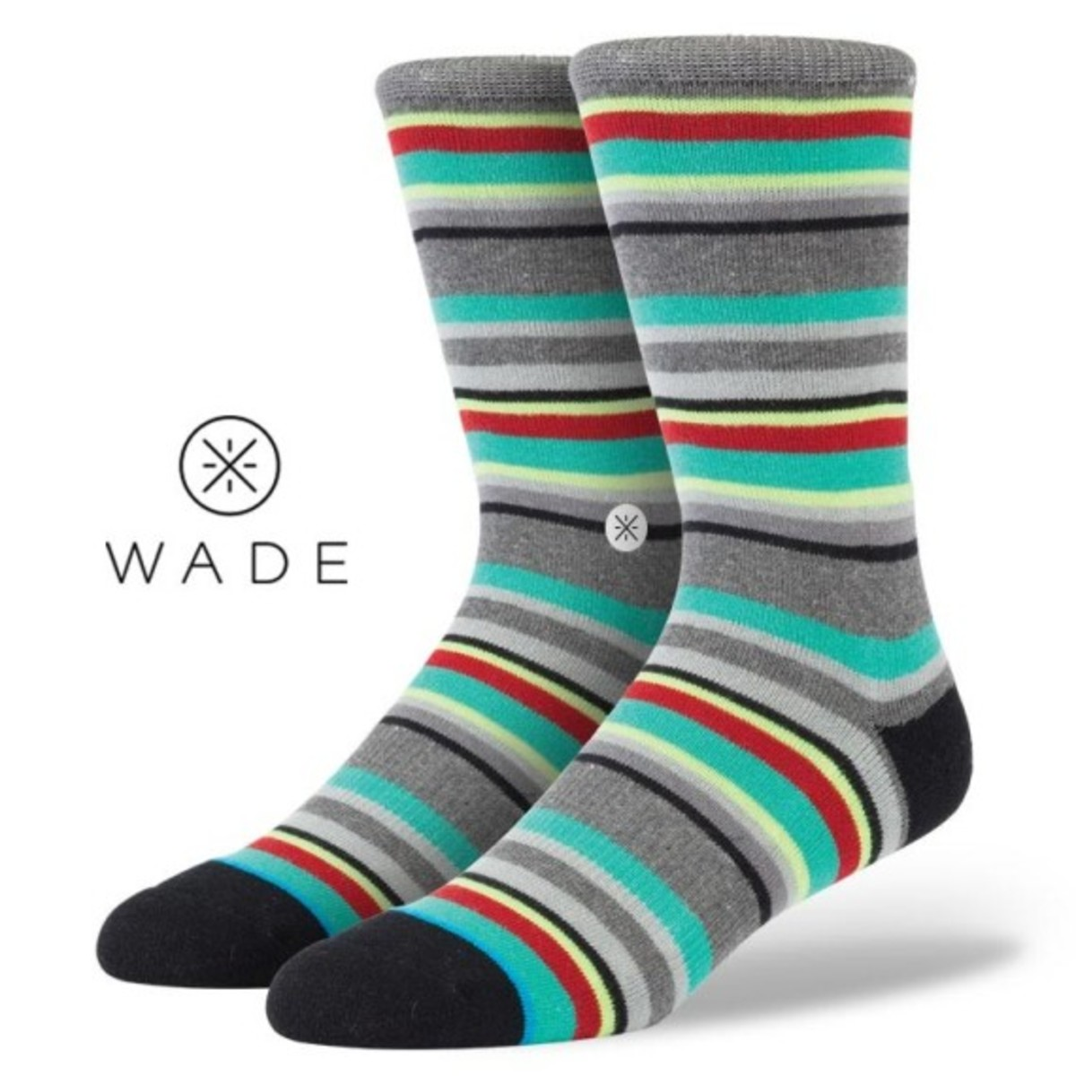 Dwyane Wade x Stance Socks – Summer 2014 Collection - 9