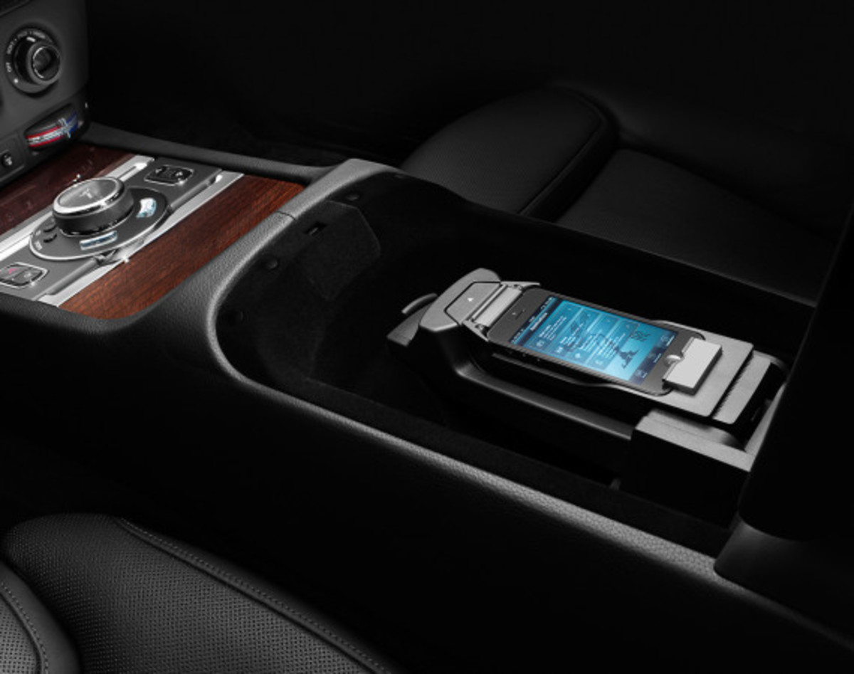 Rolls-Royce Ghost Series II - Officially Unveiled - 32