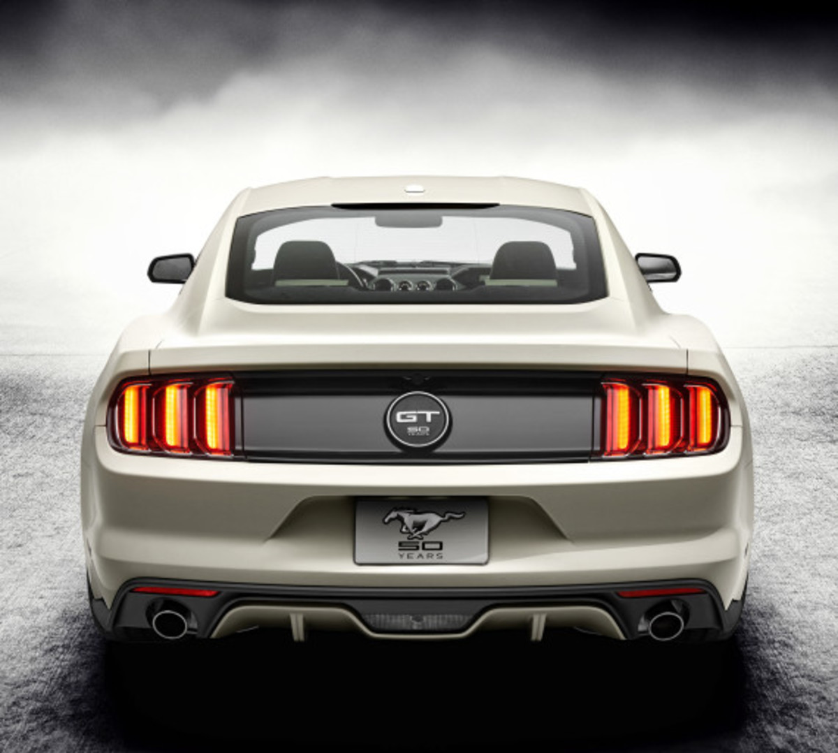 Ford Mustang - 50th Anniversary Edition - 3