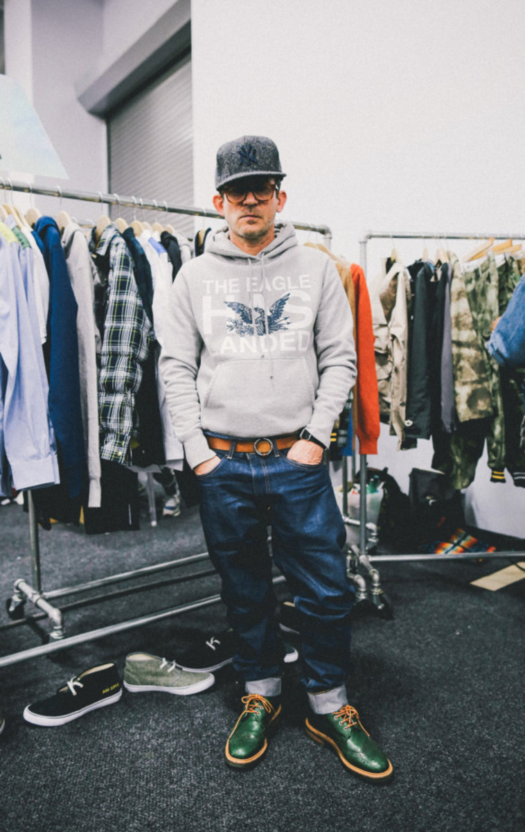 The Style of Mark McNairy | Capsule Show New York - January 2014 - 5