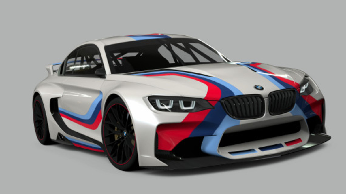 BMW Vision Gran Turismo | For Sony PlayStation 4 and Gran Turismo 6 - 17