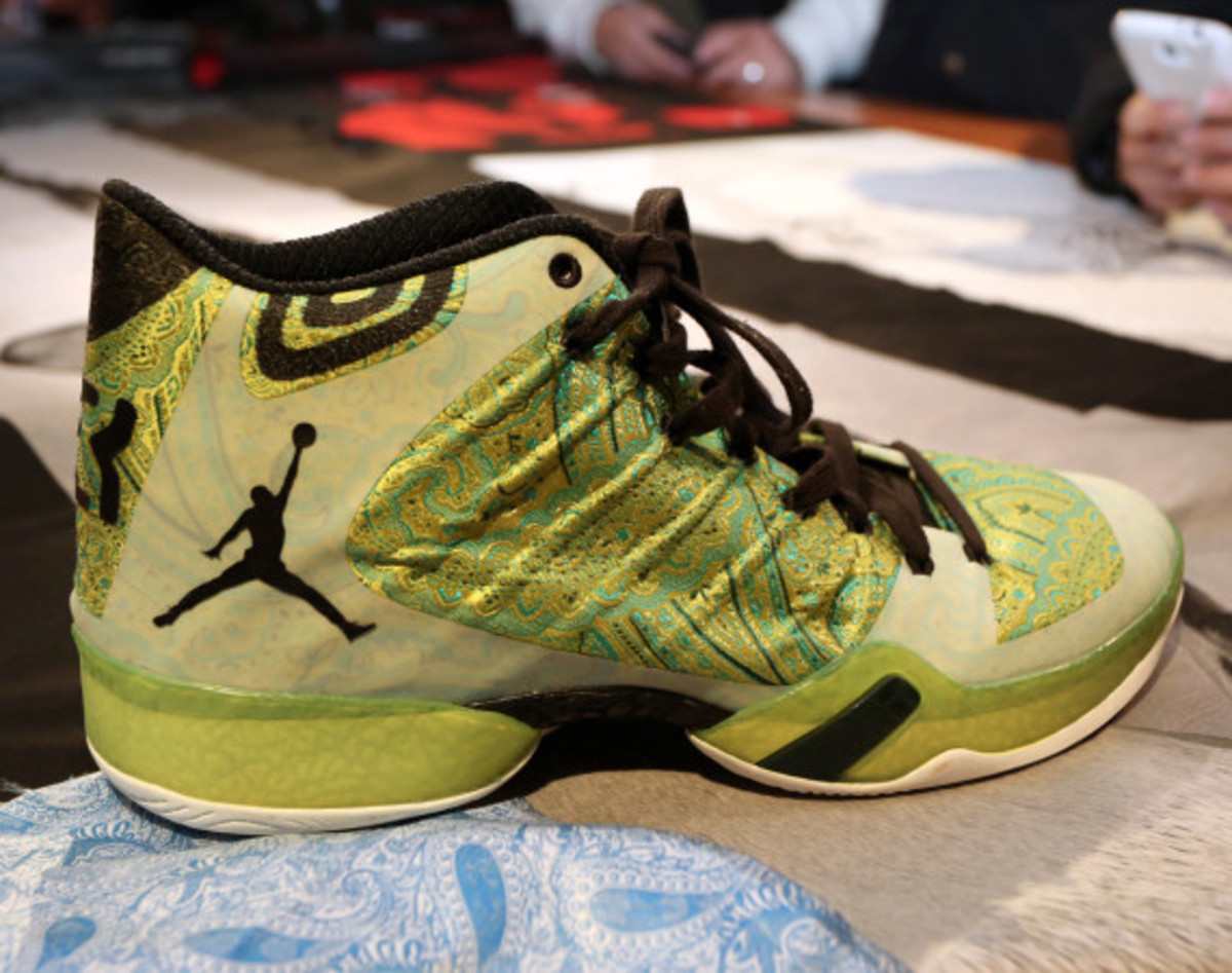 "Air Jordan XX9 - ""Paisley"" Prototype Samples - 1"
