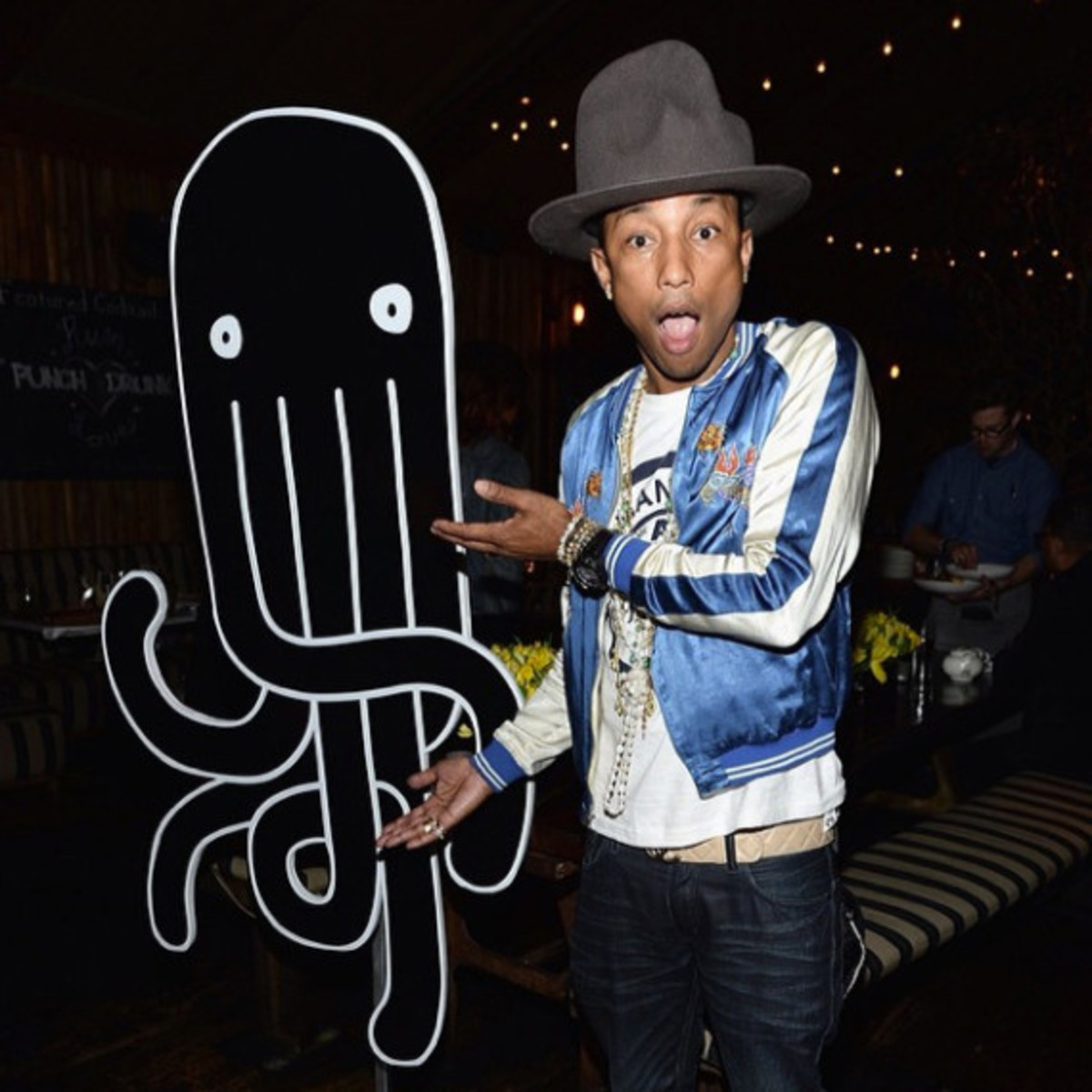 G-Star RAW for the Oceans by Pharrell Williams - Fall/Winter 2014 Collection | Preview - 0