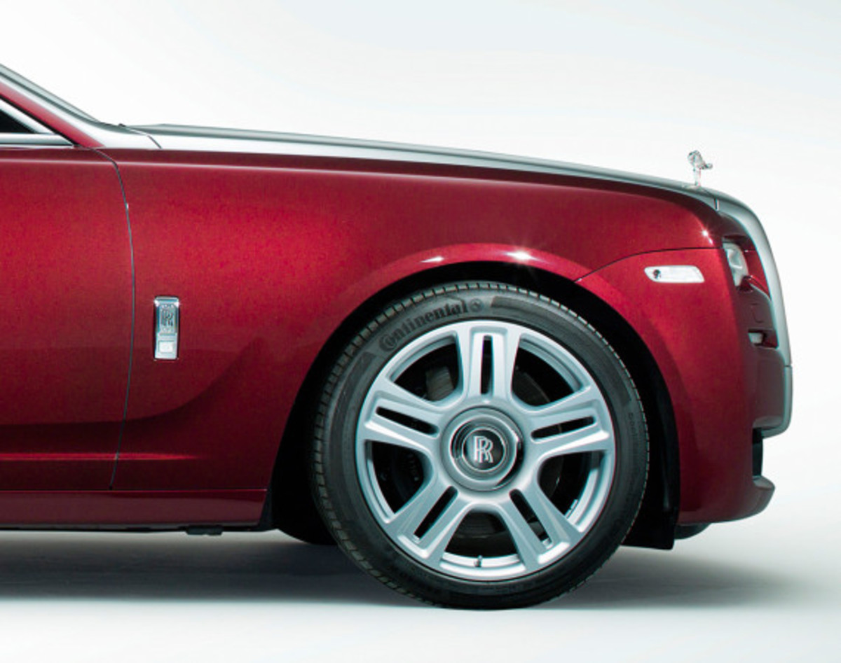 Rolls-Royce Ghost Series II - Officially Unveiled - 5