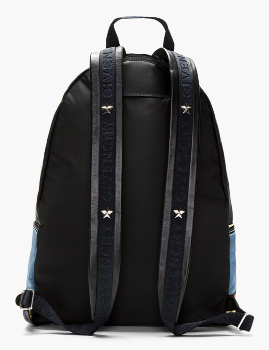 GIVENCHY Robot Print Backpack - 3