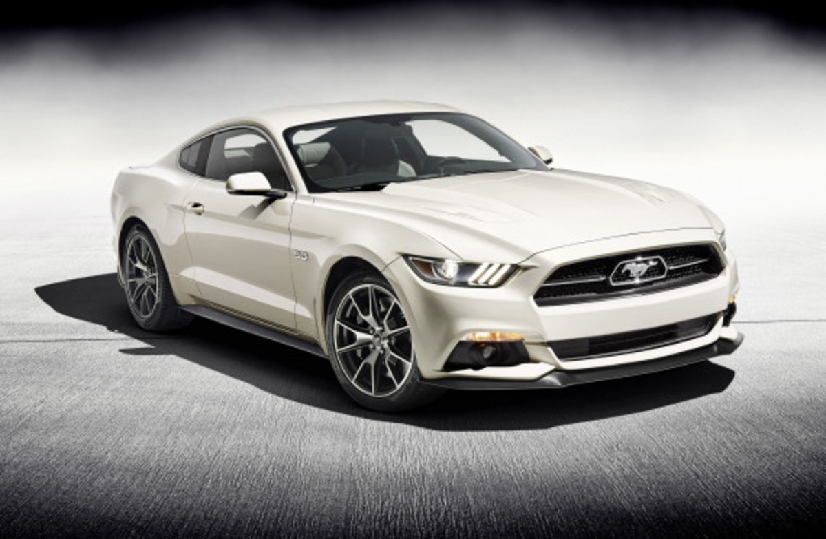 Ford Mustang - 50th Anniversary Edition - 1