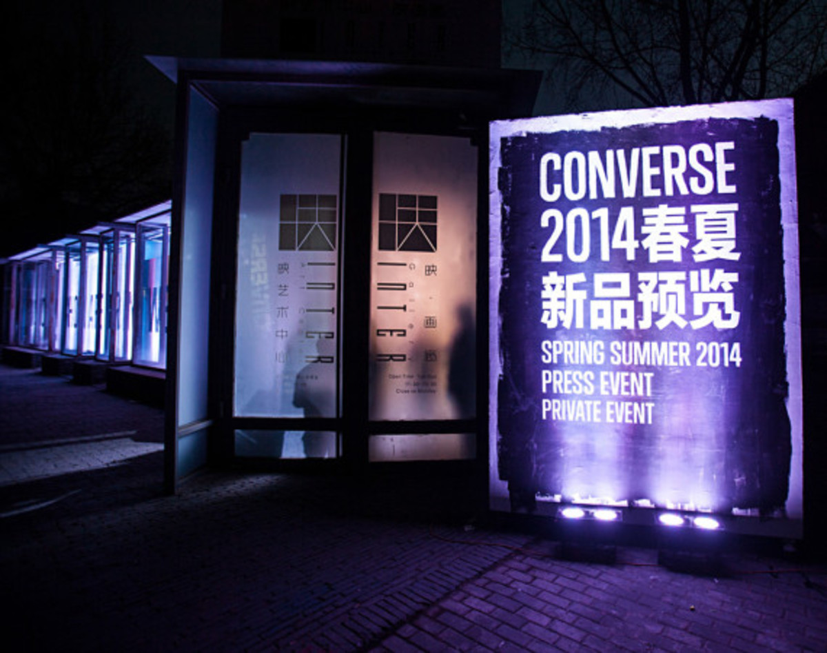 CONVERSE - Spring/Summer 2014 Collection | Preview - 1