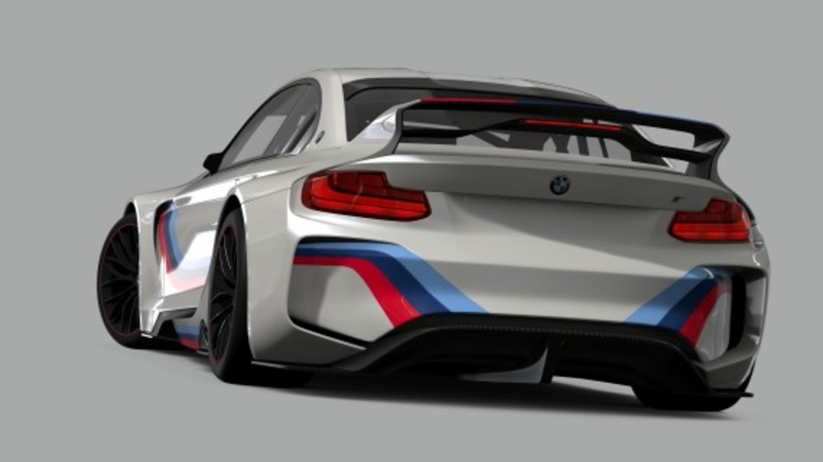 BMW Vision Gran Turismo | For Sony PlayStation 4 and Gran Turismo 6 - 20