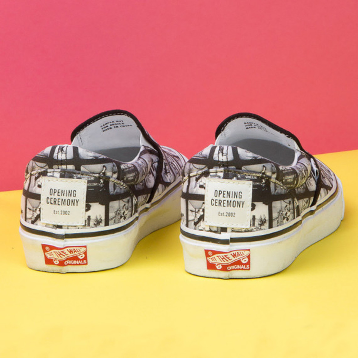"Disney x Opening Ceremony x VANS - ""Mickey Mouse"" Footwear Collection - 9"