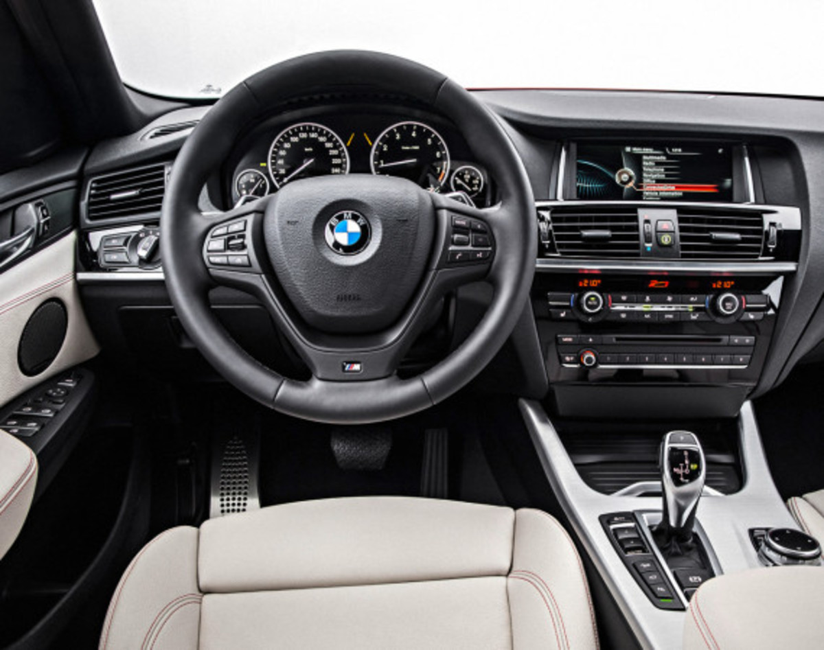 BMW X4 Sports Activity Coupe - Officially Unveiled - 22