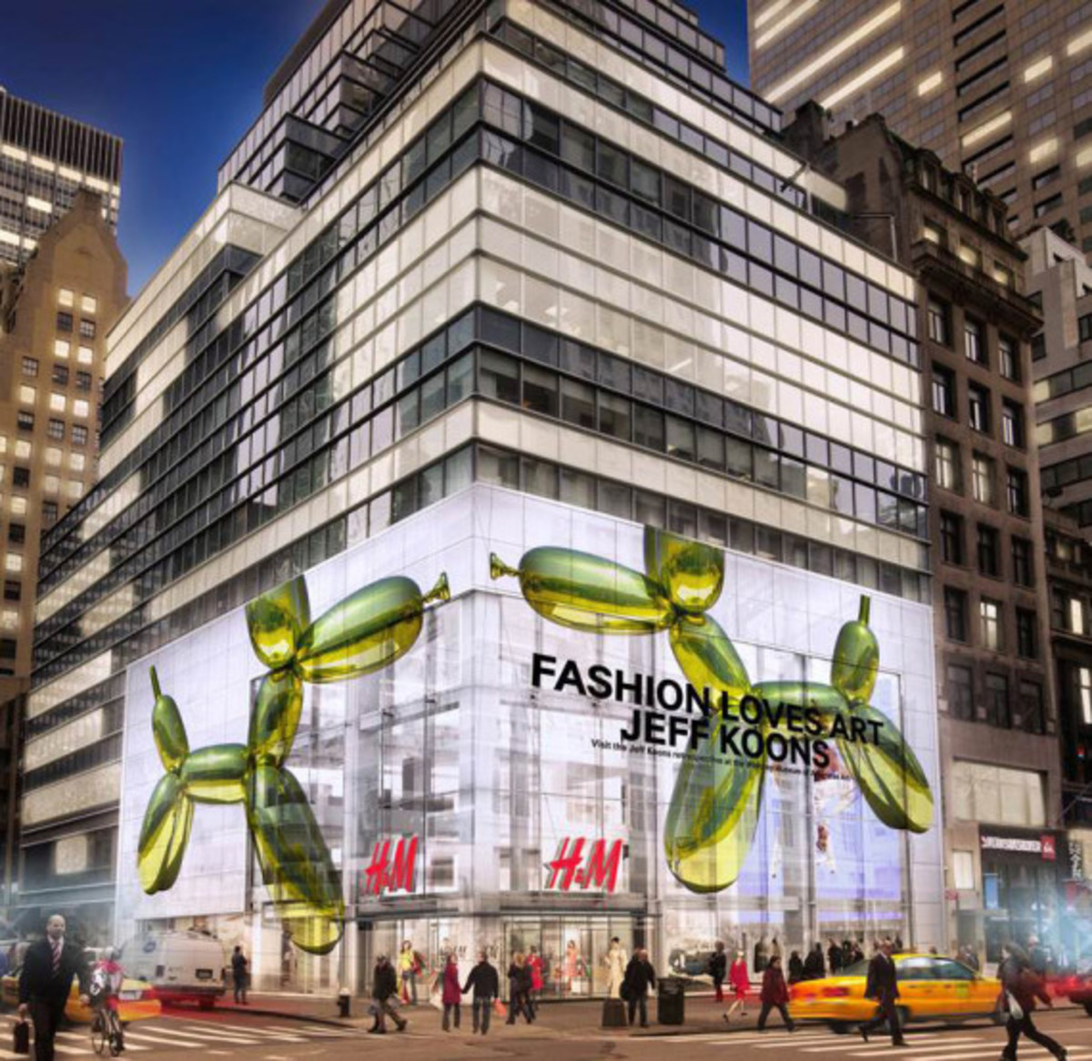 H&M x Whitney Museum of American Art x Jeff Koons - 0