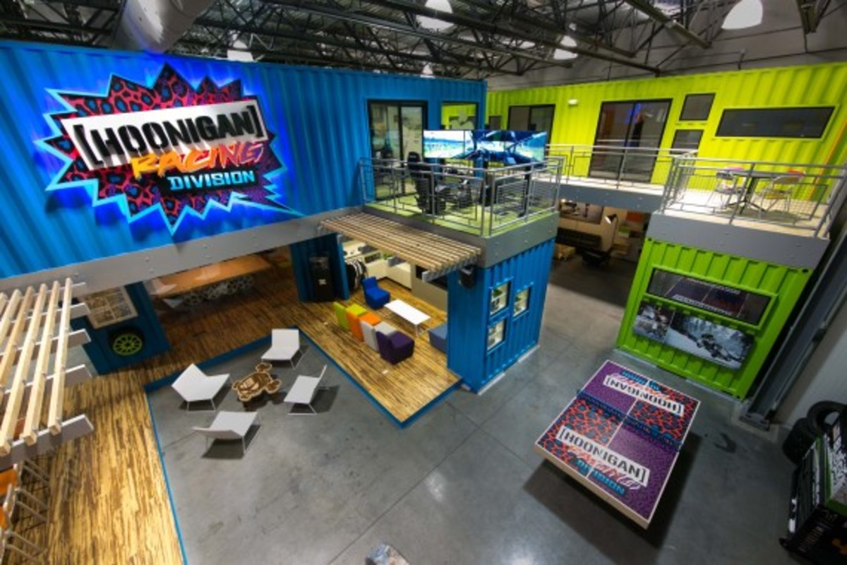 An Inside Look at Ken Block's Hoonigan Racing Division Headquarters by Ford Racing | Video - 3