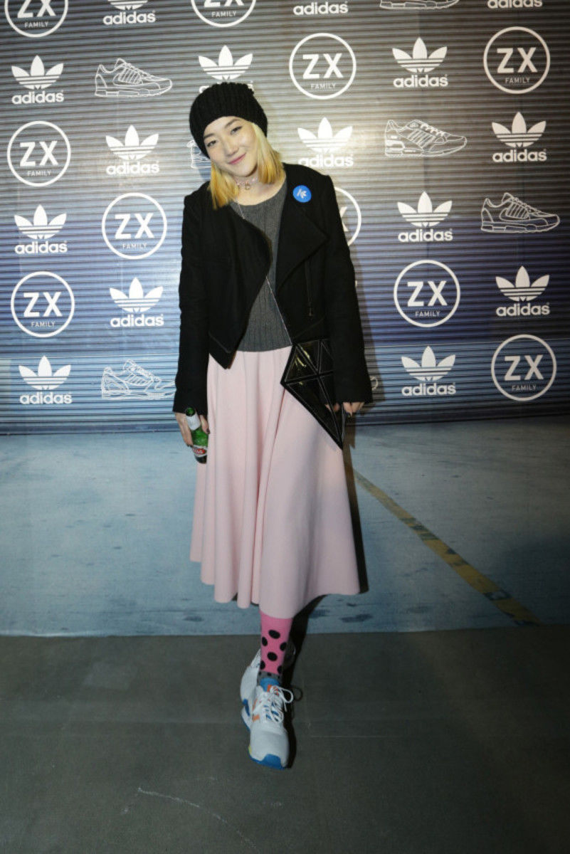 adidas Originals ZX Family: New Series - Shanghai Launch Party  | Event Recap - 15