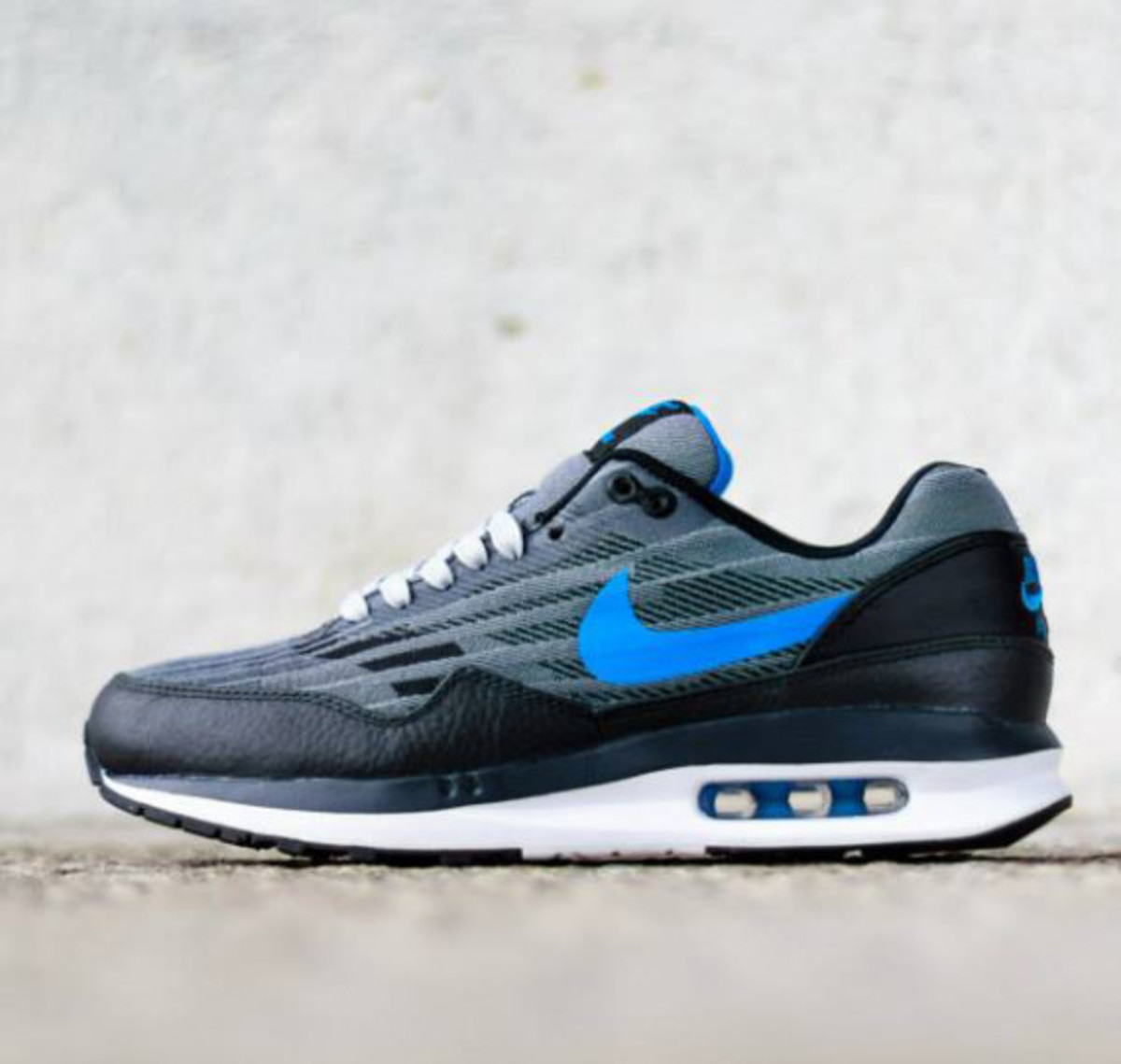 "Nike Air Max Lunar1 Jacquard - ""Photo Blue"" - 2"