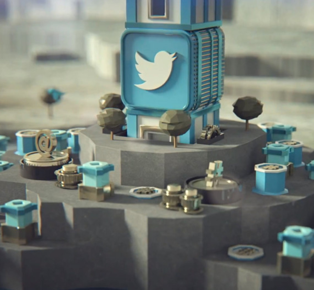 """HootSuite """"A Game of Social Thrones""""   Inspired by Game Of Thrones Opening Sequence - 5"""
