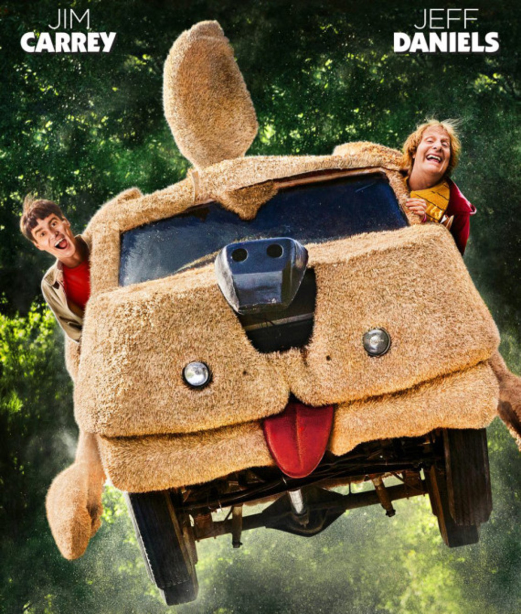 Dumb and Dumber To - Official Movie Poster - 0