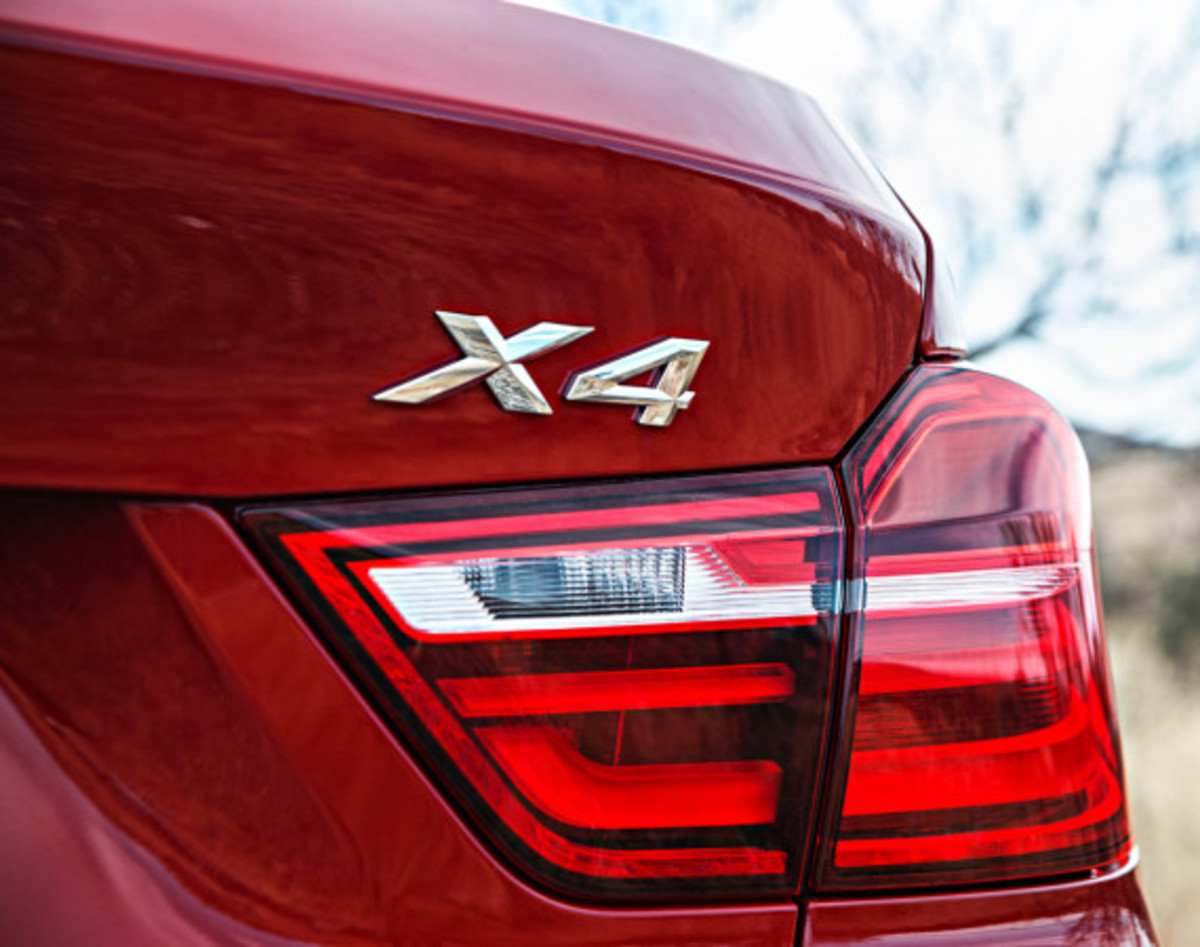 BMW X4 Sports Activity Coupe - Officially Unveiled - 18