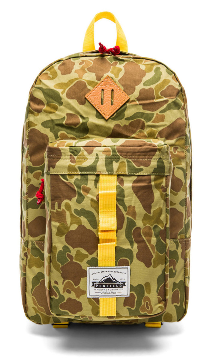 "Penfield Tala Field Pack – ""Duck Camo"" - 1"