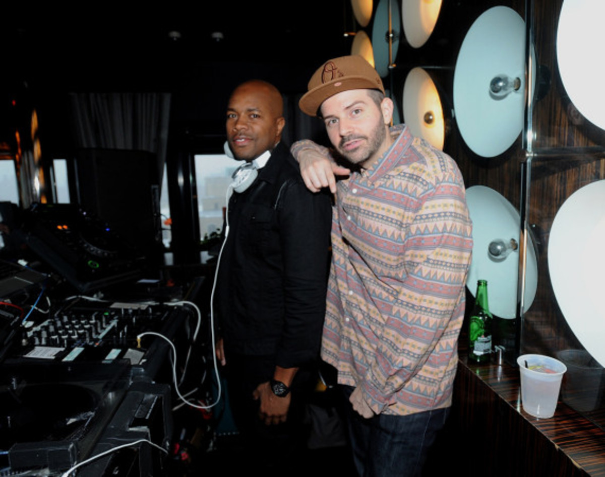 JBL Synchros S700 Headphones NYC Launch Party with DJ D-Nice | Event Recap - 26