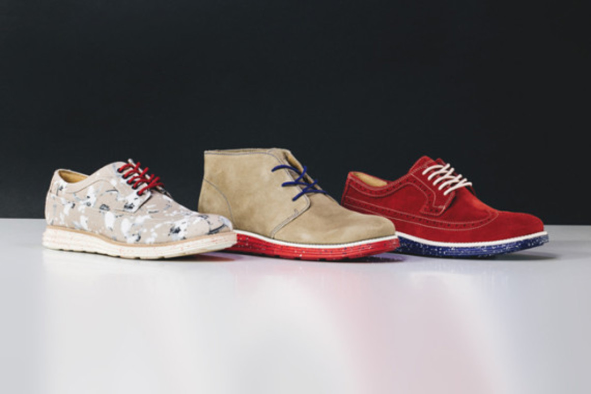 "Cole Haan LunarGrand - ""4th Of July"" Pack - 0"