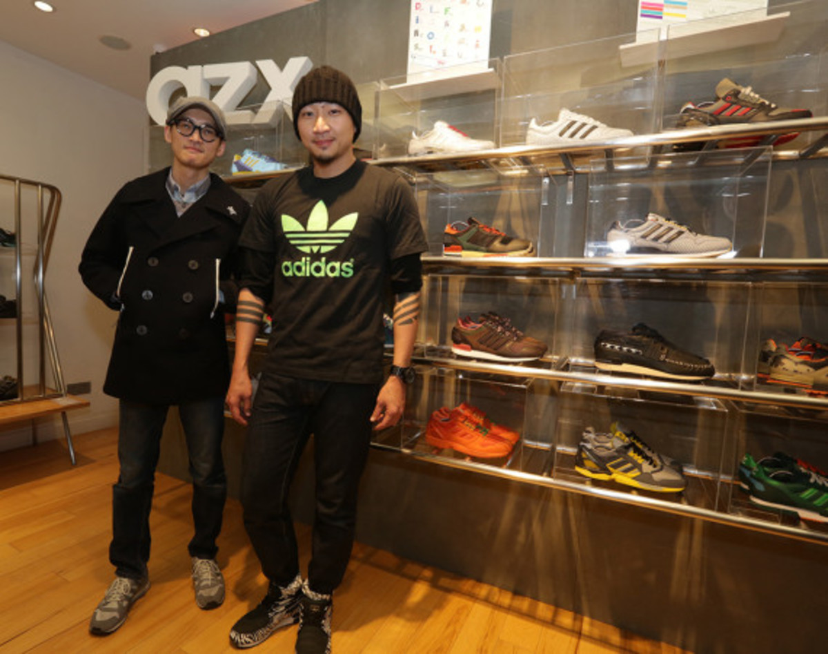 adidas Originals ZX Family: New Series - Shanghai Launch Party  | Event Recap - 6