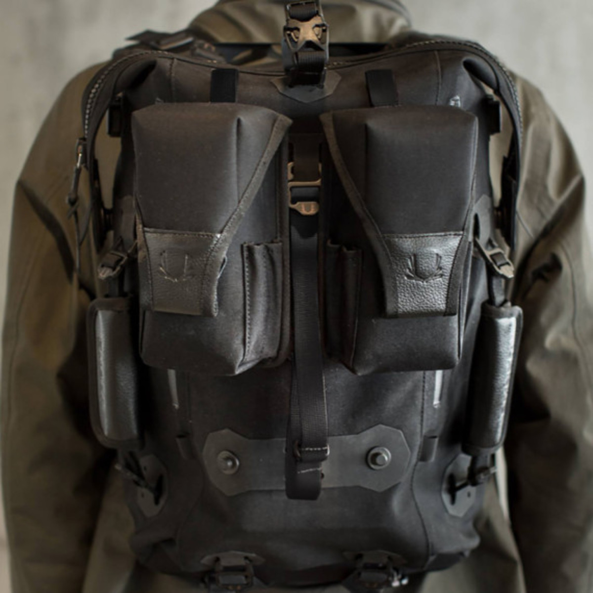 Modular Urban Backpack by EMBER EQUIPMENT - 2