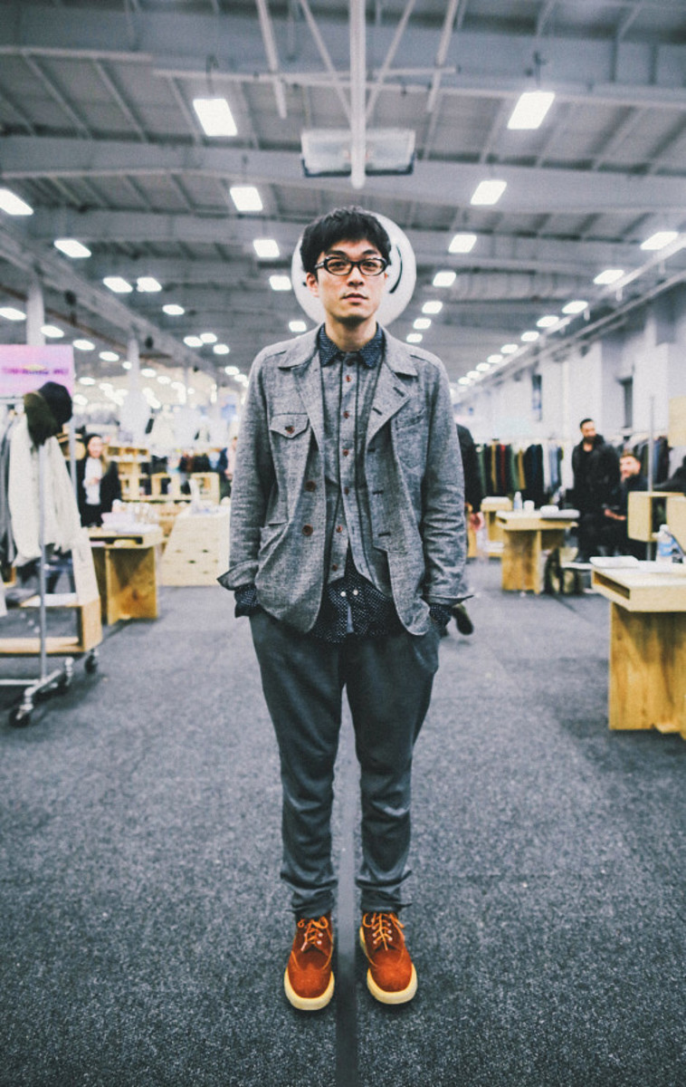 The Style of Kazuki Kuraishi | Capsule Show New York - January 2014 - 4
