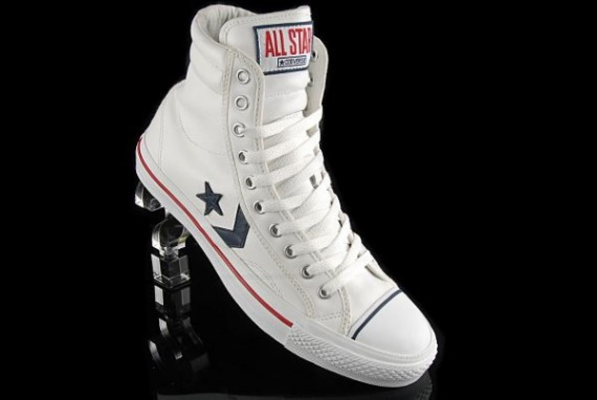 converse star player 75 hi white