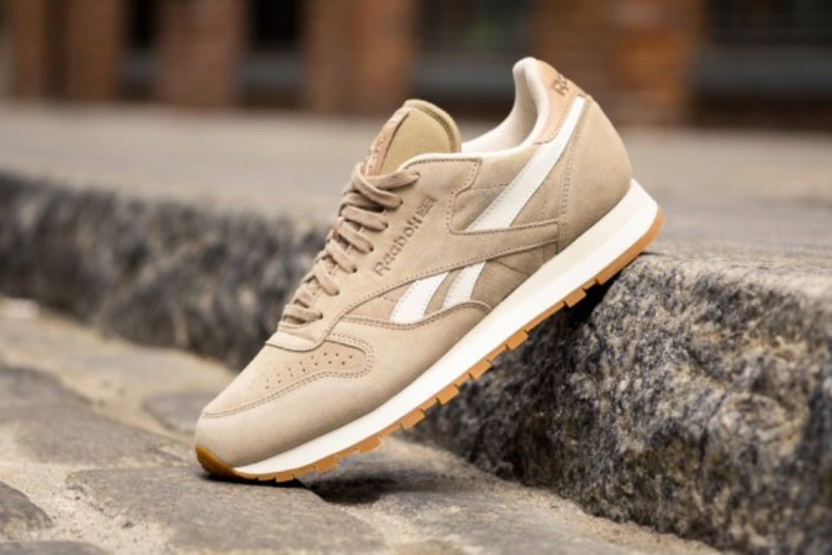 "Reebok Classic Leather - ""Summer Suede"" Pack - 2"