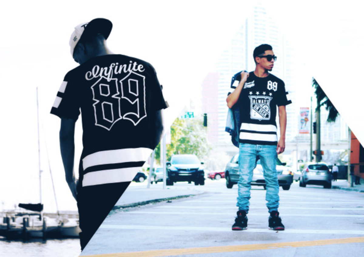 """8&9 Clothing - """"Infinite Supply"""" 2014 Collection Lookbook - 14"""