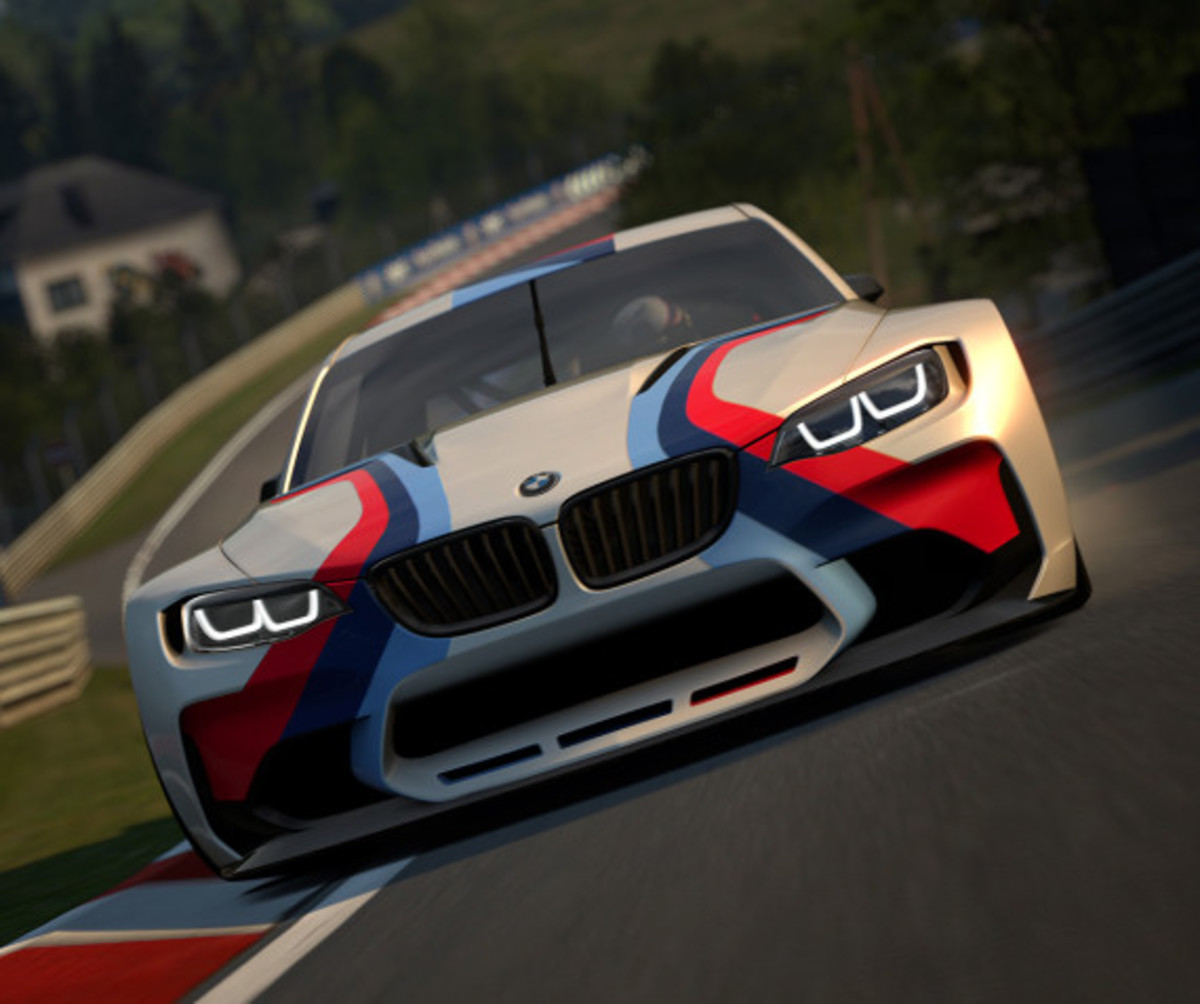 BMW Vision Gran Turismo | For Sony PlayStation 4 and Gran Turismo 6 - 10