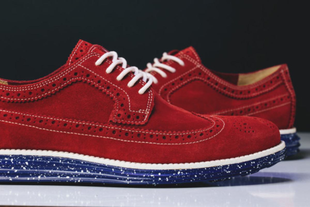 "Cole Haan LunarGrand - ""4th Of July"" Pack - 7"
