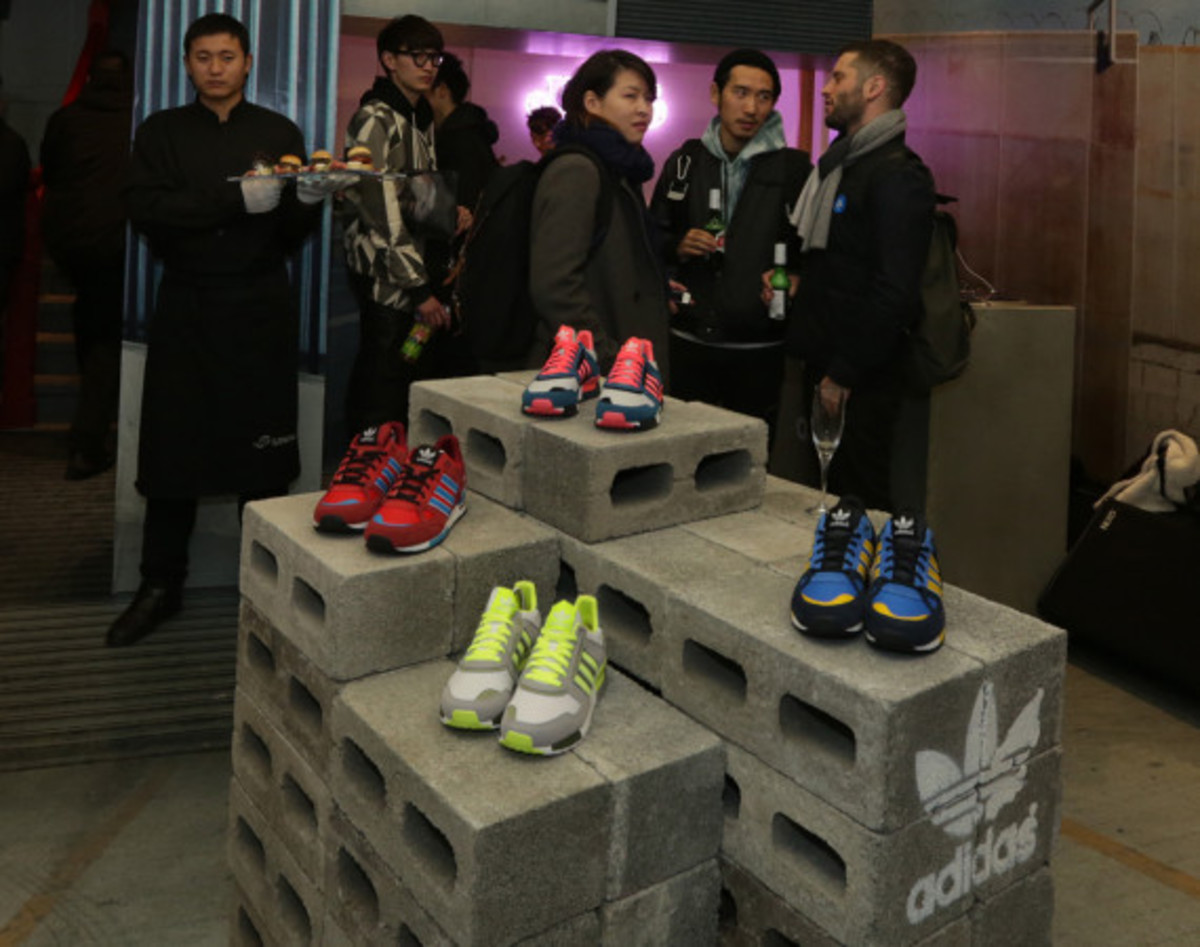 adidas Originals ZX Family: New Series - Shanghai Launch Party  | Event Recap - 14