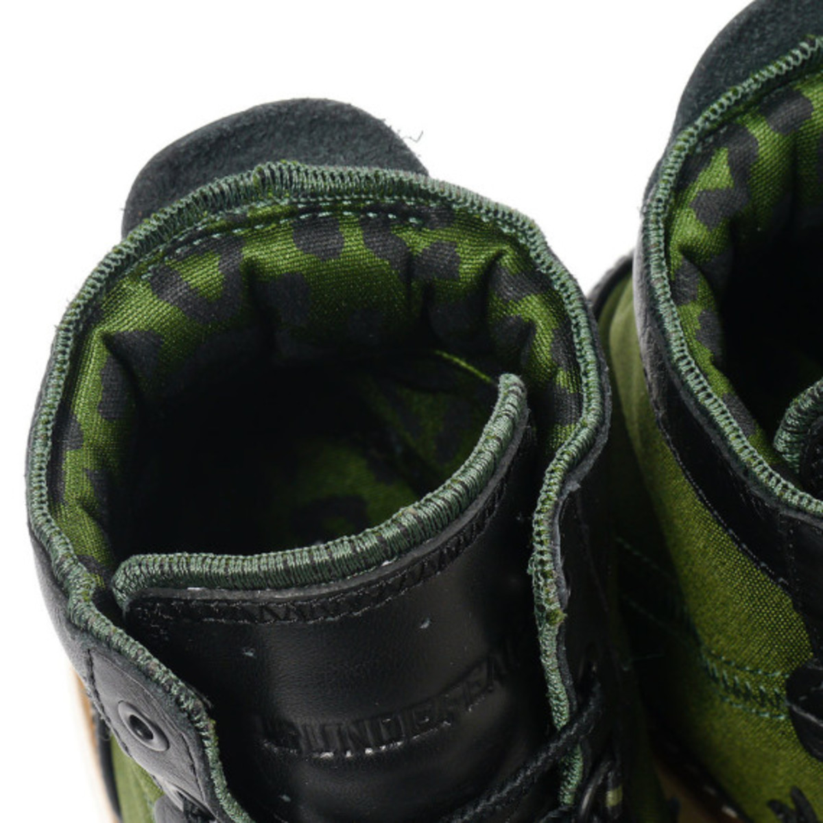 UNDEFEATED x CONVERSE Pro Field Hi   Available Now - 3