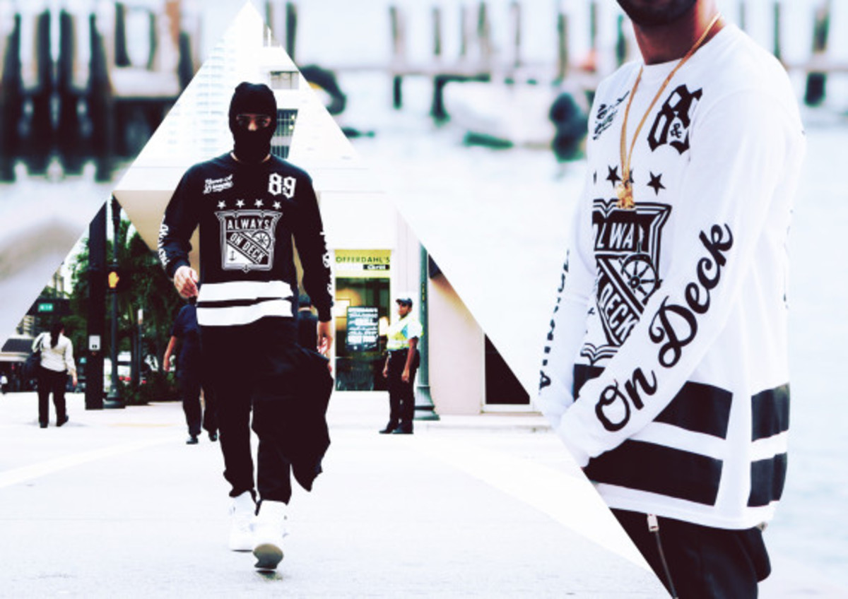 """8&9 Clothing - """"Infinite Supply"""" 2014 Collection Lookbook - 13"""