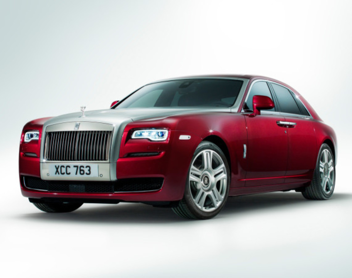 Rolls-Royce Ghost Series II - Officially Unveiled - 0
