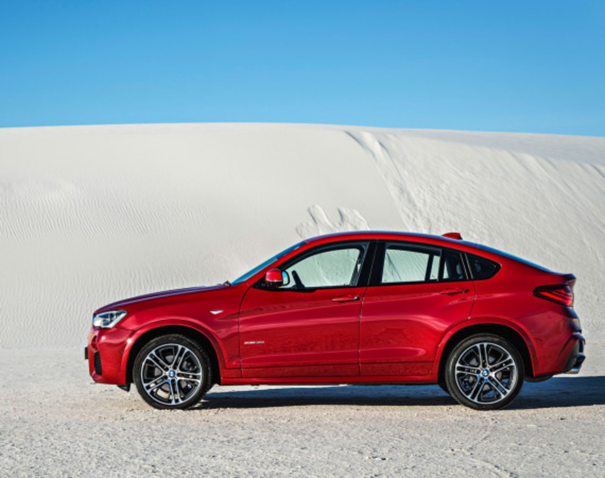 BMW X4 Sports Activity Coupe - Officially Unveiled - 15