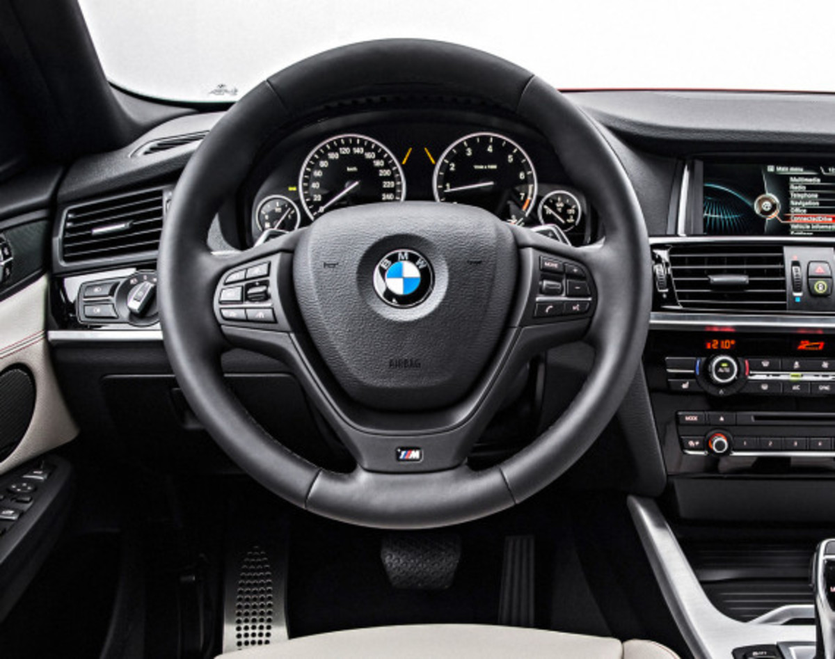 BMW X4 Sports Activity Coupe - Officially Unveiled - 23