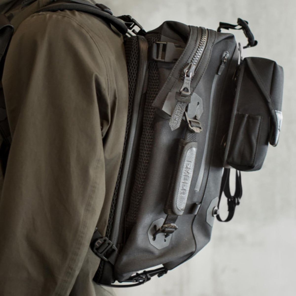 Modular Urban Backpack by EMBER EQUIPMENT - 3