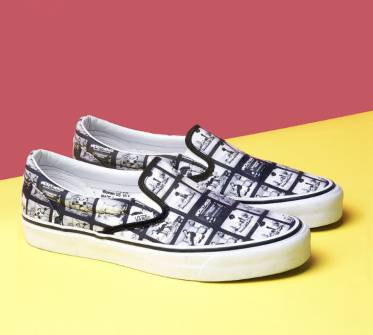 "Disney x Opening Ceremony x VANS - ""Mickey Mouse"" Footwear Collection - 7"