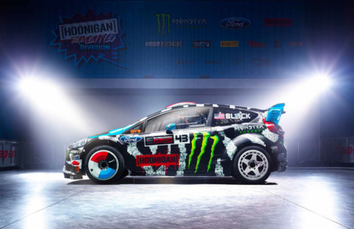 An Inside Look at Ken Block's Hoonigan Racing Division Headquarters by Ford Racing | Video - 7
