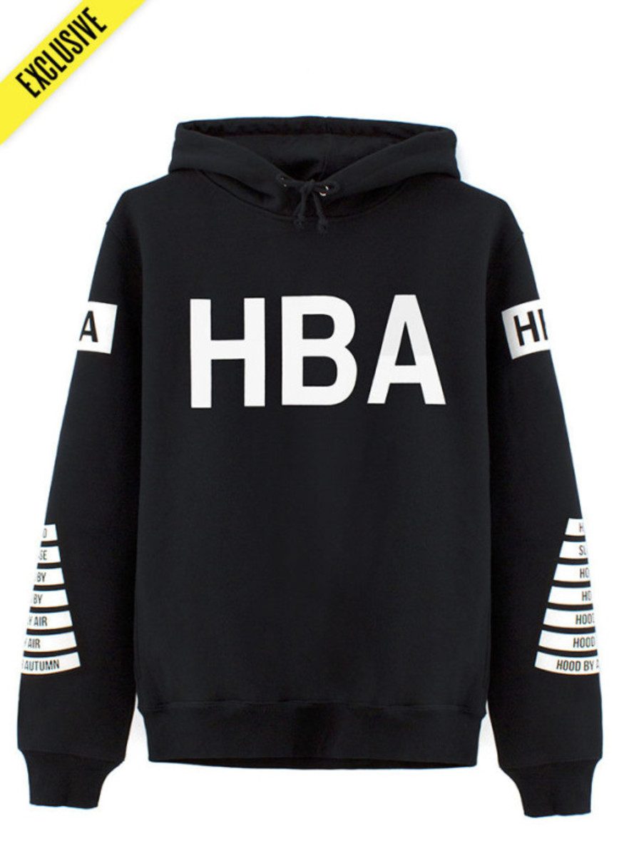 HOOD BY AIR - VFILES Exclusive Collection - 8