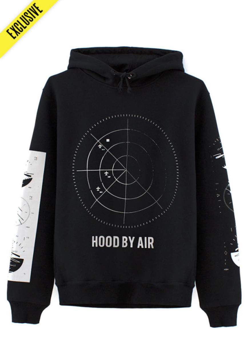 HOOD BY AIR - VFILES Exclusive Collection - 1