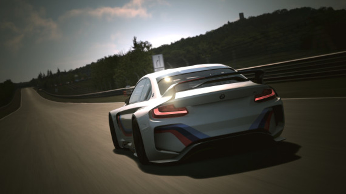 BMW Vision Gran Turismo | For Sony PlayStation 4 and Gran Turismo 6 - 11