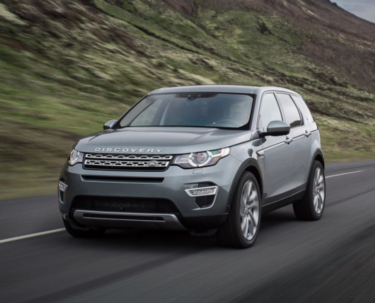 2015 Land Rover Discovery Sport - Officially Unveiled - 0