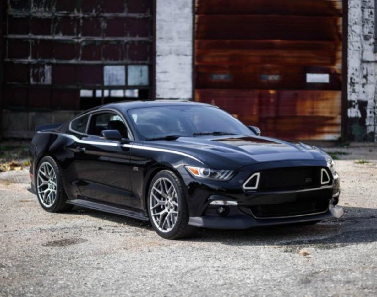 2015 Ford Mustang RTR Tuned to 725HP - 0