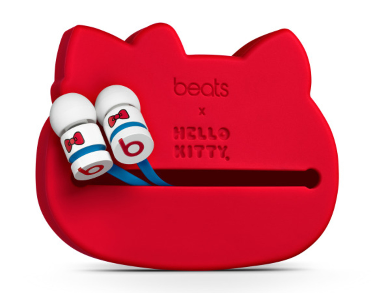 Beats by Dr. Dre x Hello Kitty - 40th Anniversary urBeats Earphones - 2
