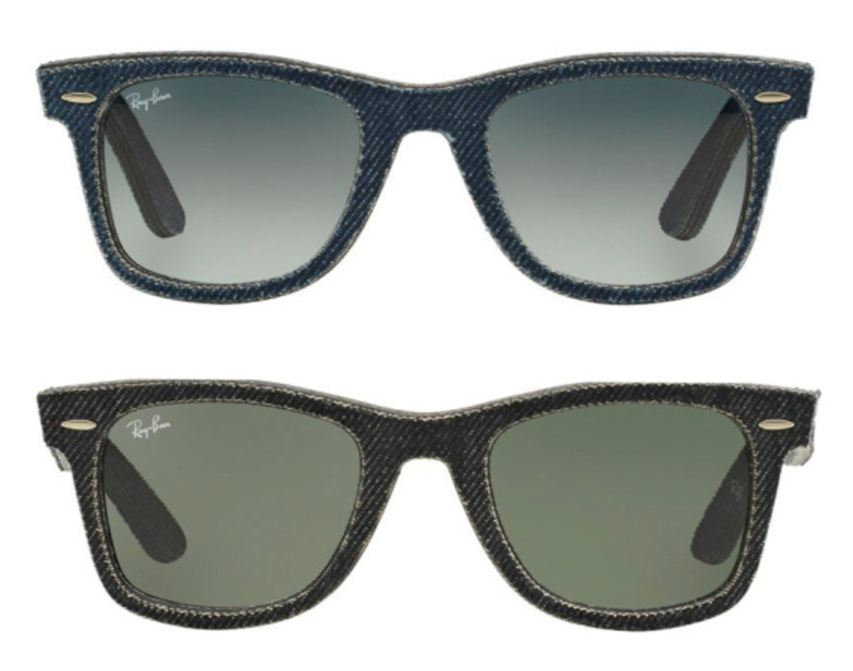 Ray-Ban Wayfarer Sunglasses - Denim Pack - 0