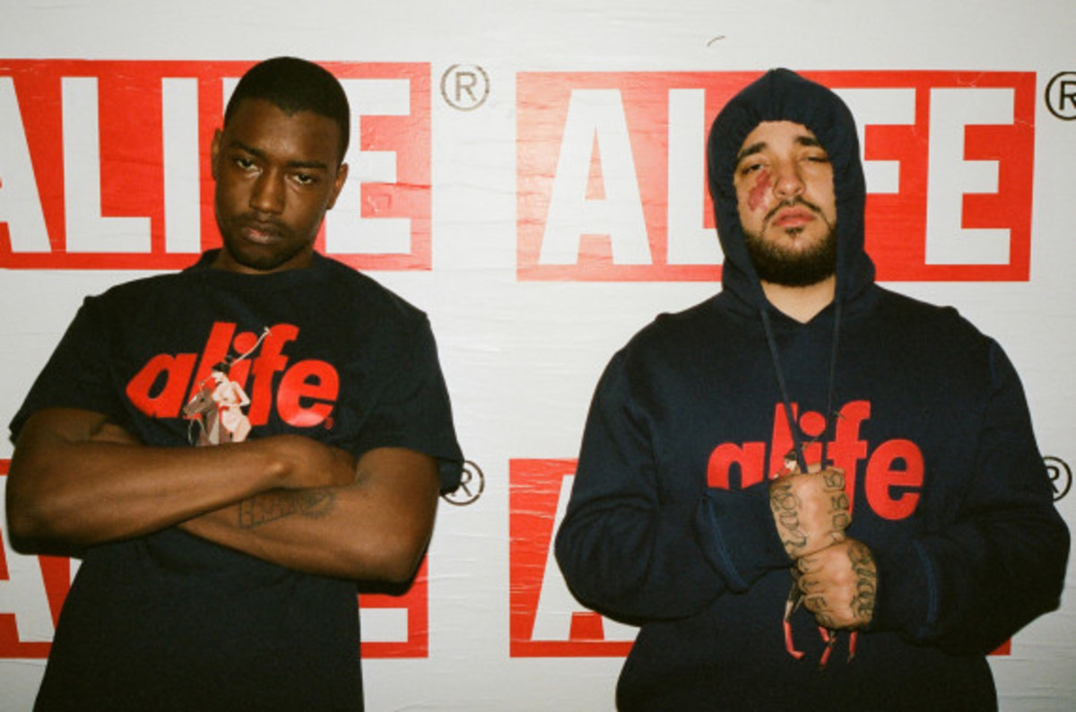 ALIFE - Fall 2014 Collection Lookbook Featuring A$AP Mob - 5